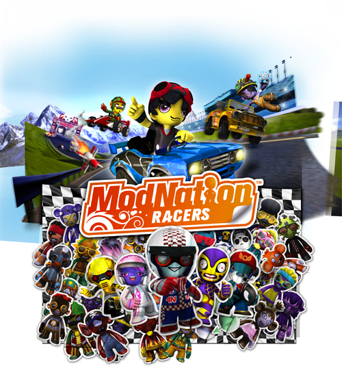 ModNationRacers