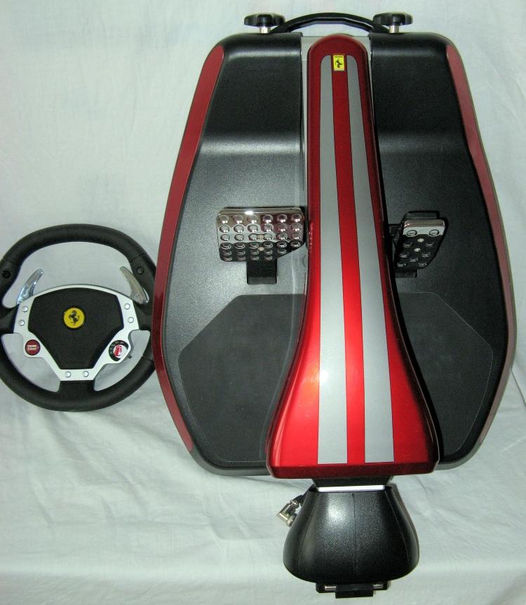 Te Koop Thrustmaster Ferrari Wireless Gt Cockpit Gran